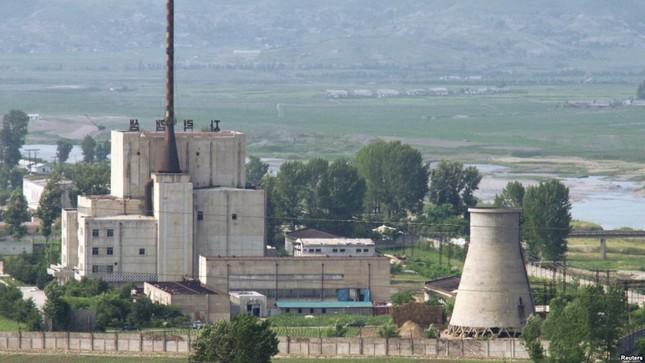 Triều Tiên tái sản xuất bom hạt nhân? - anh 1