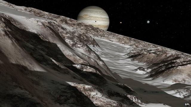 Khám phá Ganymede – Vệ tinh lớn nhất trong Hệ Mặt trời - anh 5