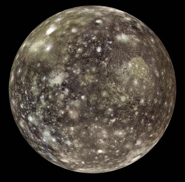 Khám phá Ganymede – Vệ tinh lớn nhất trong Hệ Mặt trời - anh 3