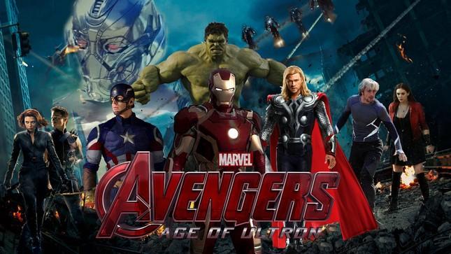 """Lý giải sức hấp dẫn khó cưỡng của siêu phẩm """"Avengers: Đế Chế Ultron"""" - anh 1"""