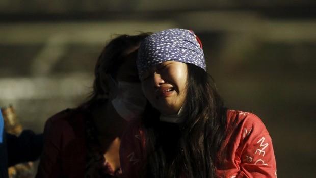 Một tuần sau Động đất Nepal: Những con số nghiệt ngã - anh 1