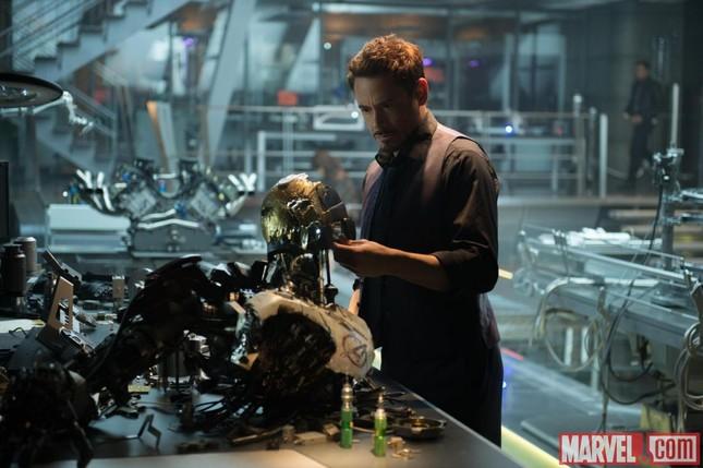 """Lý giải sức hấp dẫn khó cưỡng của siêu phẩm """"Avengers: Đế Chế Ultron"""" - anh 2"""
