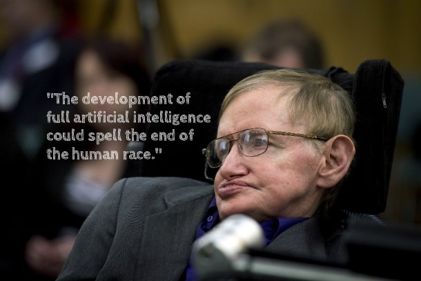 Stephen Hawking và những tiên đoán nhân loại có thể diệt vong - anh 2