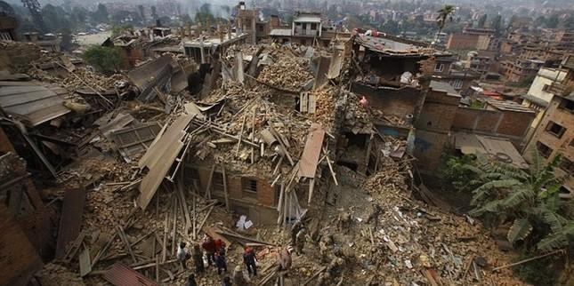 Thế giới hứng liên tiếp 5 trận động đất trong 10 ngày qua - anh 2