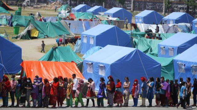 Tin mới nhất Động đất Nepal: Hơn 7.200 người chết, 14.000 người bị thương - anh 1