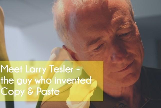 Tài năng đáng ngưỡng mộ của Larry Tesler - cha đẻ của lệnh copy, dán trên máy tính - anh 2