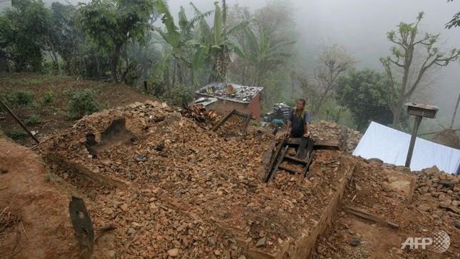 Tin mới nhất Động đất Nepal: Hơn 7.200 người chết, 14.000 người bị thương - anh 3