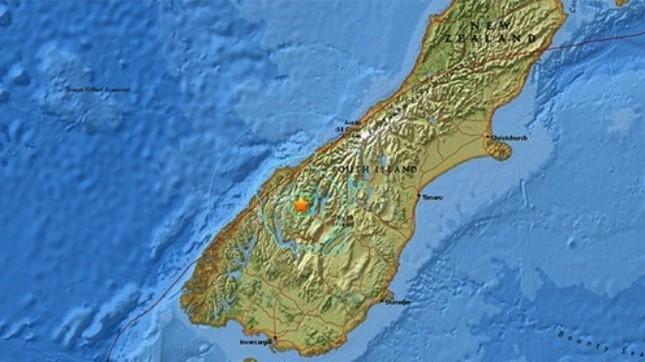 Thế giới hứng liên tiếp 5 trận động đất trong 10 ngày qua - anh 1