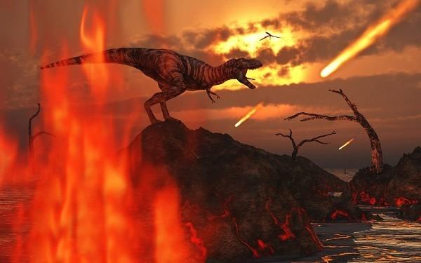 Đi tìm nguyên nhân thực sự khiến khủng long tuyệt chủng - anh 2