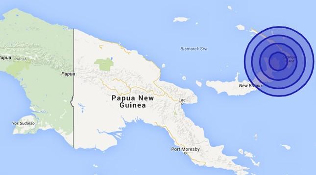 Cảnh báo sóng thần vùng Nam Thái Bình Dương sau động đất 7,4 richter - anh 1