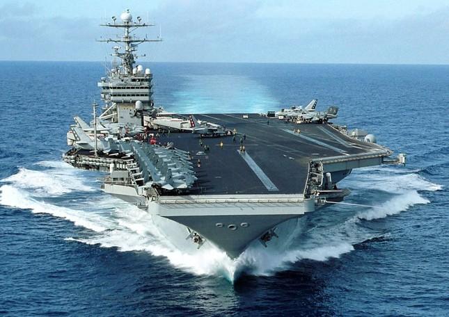 Top những lực lượng hải quân hùng mạnh nhất thế giới - anh 3