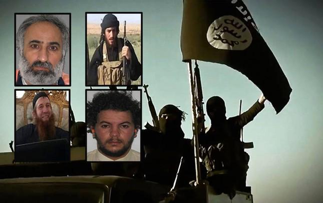 Mỹ: Treo thưởng 20 triệu USD để tiêu diệt 4 thủ lĩnh IS - anh 2