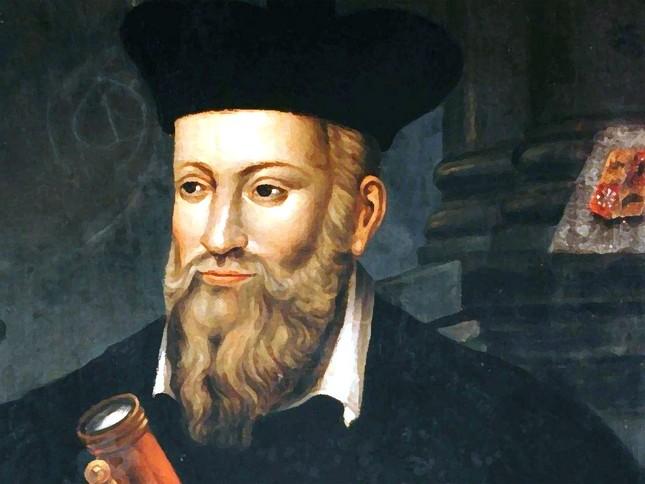 Những lời tiên tri đáng sợ của Nostradamus - anh 1