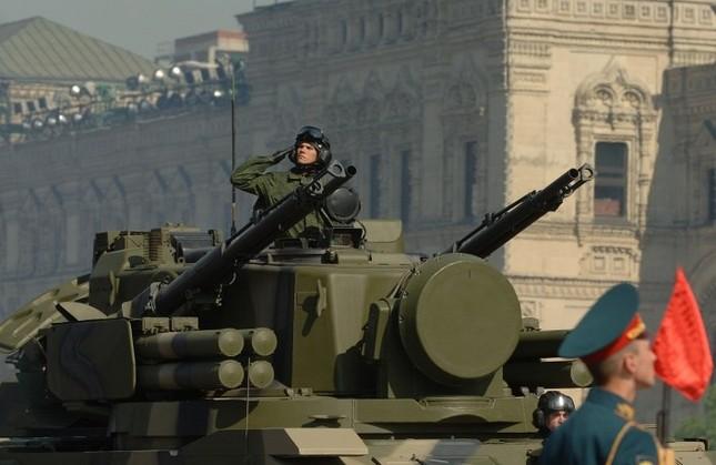 Nga cấp vũ khí tối tân cho Thổ Nhĩ Kỳ, 'đánh động' NATO - anh 1