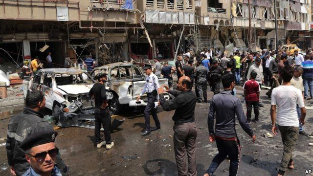 Vụ vượt ngục khiến 62 người chết tại Iraq: IS đứng sau giật dây - anh 1