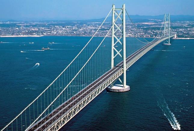 Những kỷ lục thú vị về các cây cầu trên thế giới - anh 3