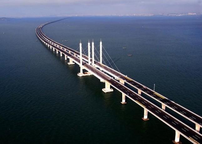 Những kỷ lục thú vị về các cây cầu trên thế giới - anh 4