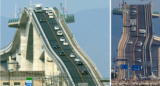 Những kỷ lục thú vị về các cây cầu trên thế giới - anh 2