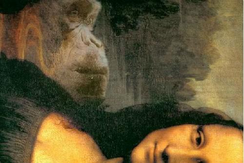 Phát hiện: Bức họa Mona Lisa ẩn giấu sự hiện diện của người ngoài hành tinh - anh 6