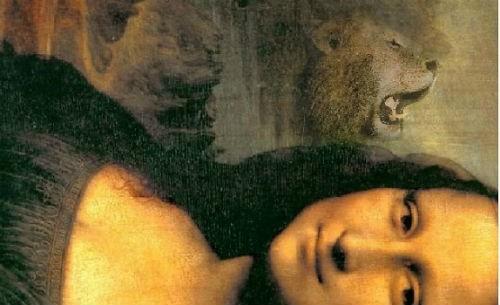 Phát hiện: Bức họa Mona Lisa ẩn giấu sự hiện diện của người ngoài hành tinh - anh 5