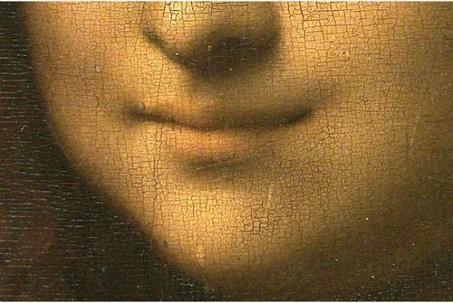 Phát hiện: Bức họa Mona Lisa ẩn giấu sự hiện diện của người ngoài hành tinh - anh 3
