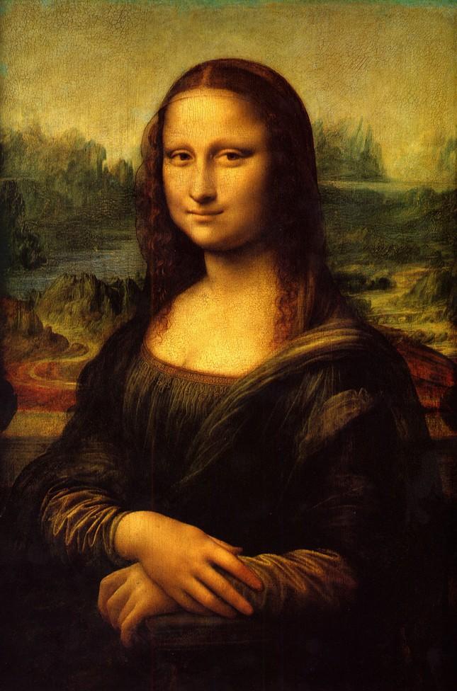 Phát hiện: Bức họa Mona Lisa ẩn giấu sự hiện diện của người ngoài hành tinh - anh 1