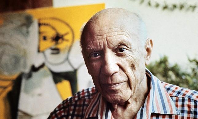 """Bức tranh """"Les Femmes d'Alger"""" của Picasso cán mốc kỷ lục 179,3 triệu USD - anh 3"""