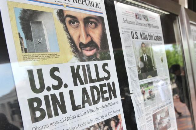 Nhà Trắng: Thông tin về cái chết của Bin Laden là 'nhảm nhí' - anh 2