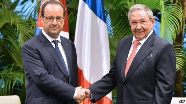 Tổng thống Pháp lần đầu tiên thăm Cuba: 'Sứ giả' thúc đẩy quan hệ Cuba-EU - anh 1