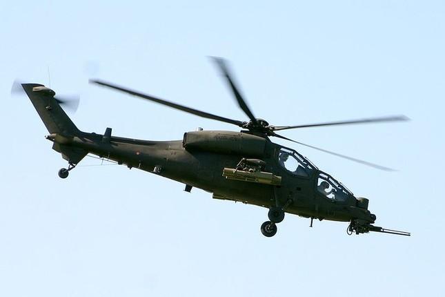 Top 10 trực thăng tấn công 'sát thủ' nhất thế giới - anh 7