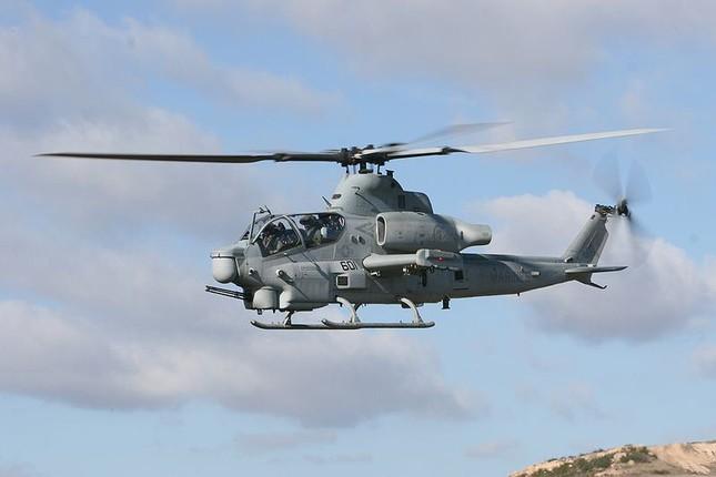 Top 10 trực thăng tấn công 'sát thủ' nhất thế giới - anh 6
