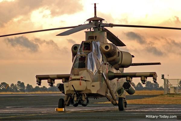 Top 10 trực thăng tấn công 'sát thủ' nhất thế giới - anh 9