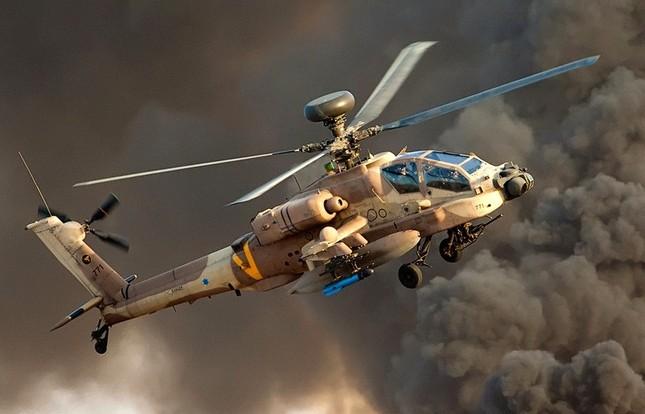 Top 10 trực thăng tấn công 'sát thủ' nhất thế giới - anh 1