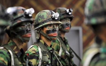 Lính Hàn Quốc xả súng giết đồng đội rồi tự sát - anh 1