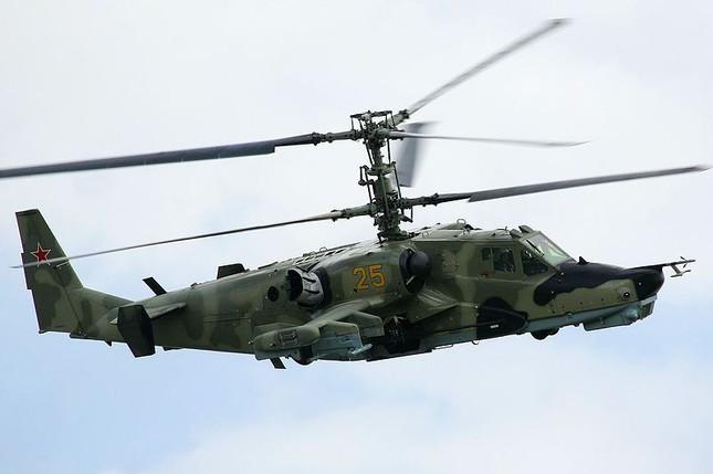 Top 10 trực thăng tấn công 'sát thủ' nhất thế giới - anh 3