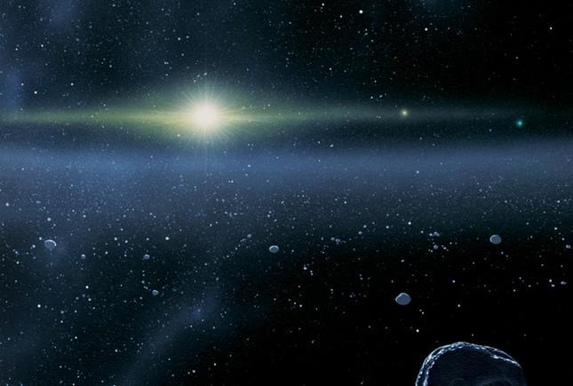 Vành đai Kuiper - Nơi khởi nguồn của những sao chổi ngắn hạn - anh 2
