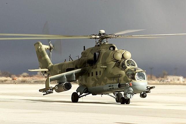 Top 10 trực thăng tấn công 'sát thủ' nhất thế giới - anh 10