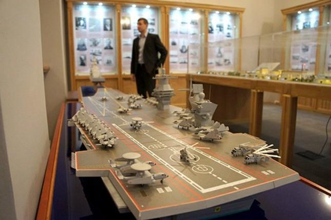 Top 5 vũ khí uy lực nhất của Hải quân Nga - anh 1