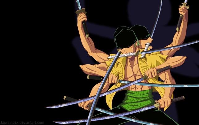 [One Piece] Những hình ảnh đẹp nhất của Roronoa Zoro - anh 8