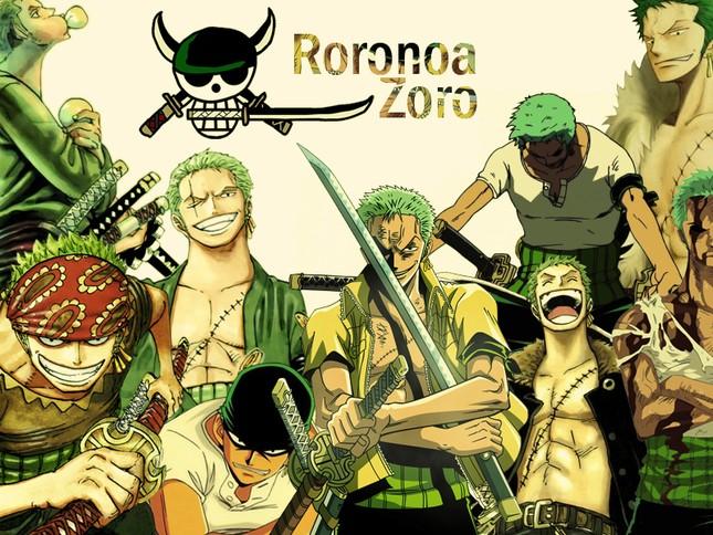 [One Piece] Những hình ảnh đẹp nhất của Roronoa Zoro - anh 6