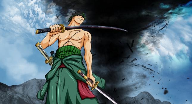 [One Piece] Những hình ảnh đẹp nhất của Roronoa Zoro - anh 9