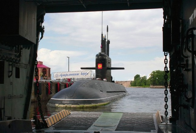 Top 5 vũ khí uy lực nhất của Hải quân Nga - anh 3