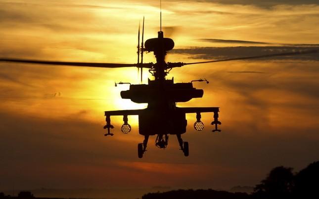 Top 10 trực thăng tấn công 'sát thủ' nhất thế giới - anh 2