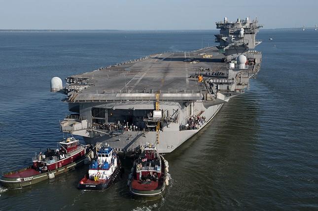 TOP 10 công trình quân sự đắt nhất hành tinh - anh 1