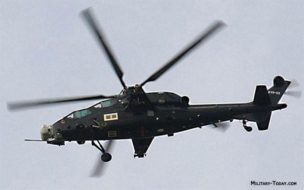Top 10 trực thăng tấn công 'sát thủ' nhất thế giới - anh 11