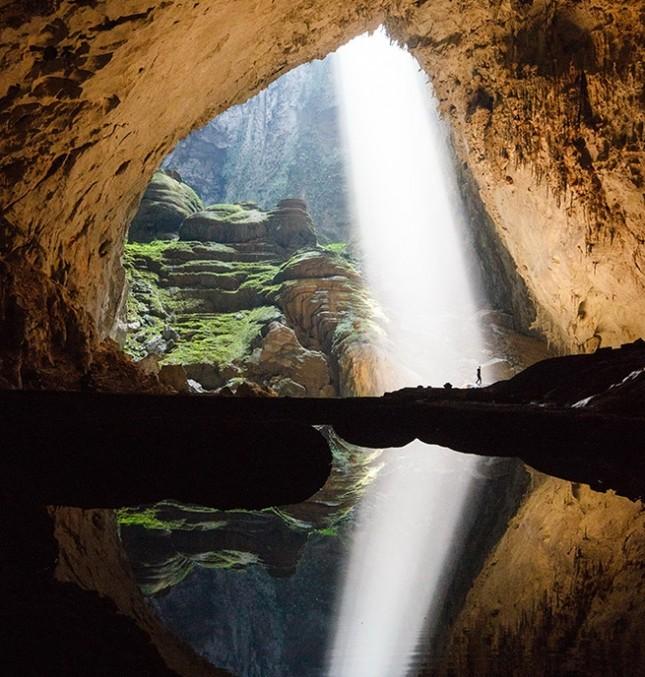 Người Mỹ choáng ngợp bởi vẻ đẹp kì vĩ của hang Sơn Đoòng - anh 3