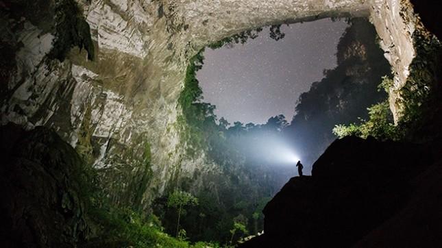 Người Mỹ choáng ngợp bởi vẻ đẹp kì vĩ của hang Sơn Đoòng - anh 4