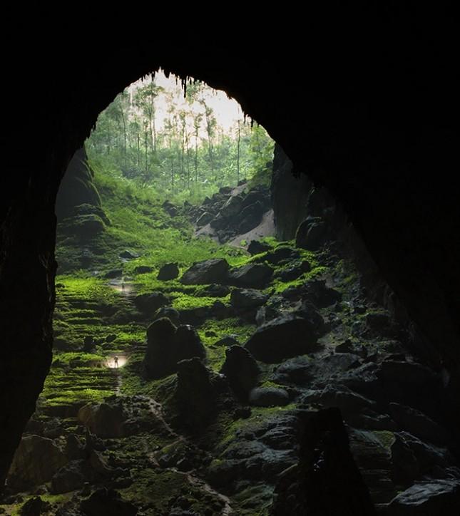 Người Mỹ choáng ngợp bởi vẻ đẹp kì vĩ của hang Sơn Đoòng - anh 5