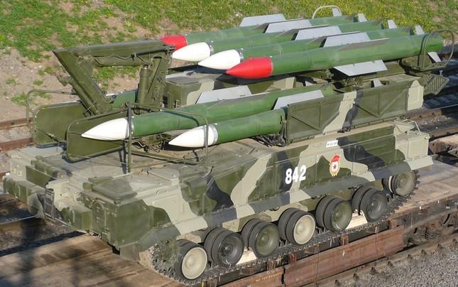 Hệ thống tên lửa Buk-M3: 'Sát thủ' của máy bay tàng hình - anh 1