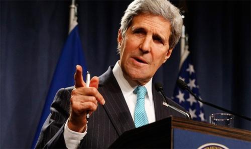 Ngoại trưởng Mỹ: Sẽ cứng rắn với hành động của Trung Quốc tại Biển Đông - anh 1